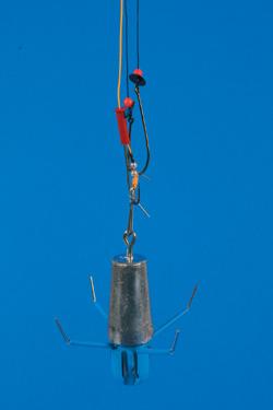 Gemini Genie Clip Down Booms With Bait Clips 200mm Sea Fishing