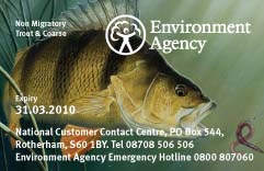 Fishing licence uk