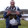 Packington Somers trout catch
