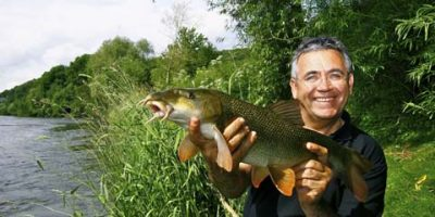 Dave Harrell - barbel - river wye.jpg
