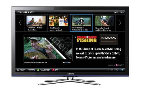 Fishing TV Gets Smart
