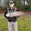 Packington Trout catch