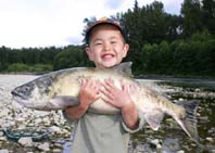 Argyll Holidays Salmon Fishing