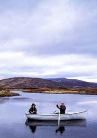Loch Meadie, Altnaharra