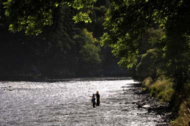 River Spey at Craigallachie