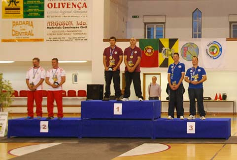 2013 world carp champs - pairs podium