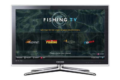 Fishing TV on Blu-Ray