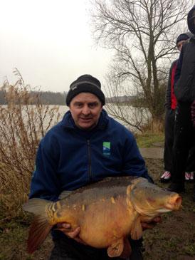 Barston Lakes 30lb carp