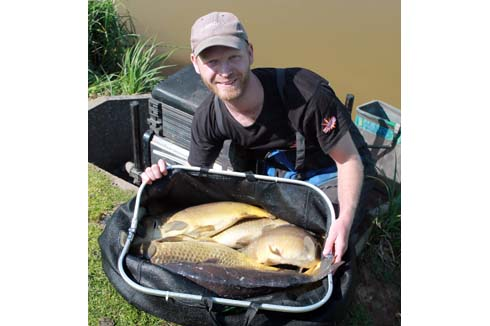 243lb and another Ivan Marks Memorial for Rob Wootton