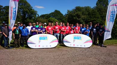 Norfolk schools fishing games 2014