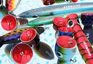 lures for big game fishing
