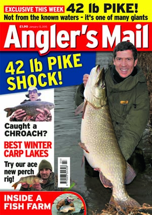 42lb 'Unknown' Pike From Secret Essex Lake – Total Fishing