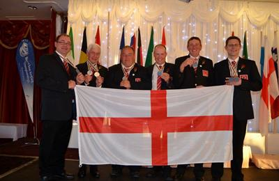 Tubertini Team England boat fishing team 2015.jpg