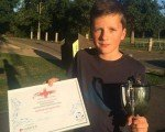 England youth fly fishing trials 2015