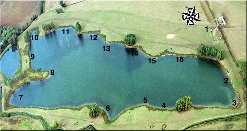 Elinor trout fishery form