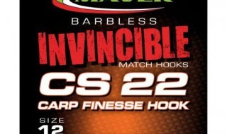 Maver cs22 Invincible Finesse carp hooks