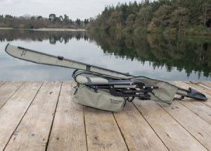 The Korum Roving Kit is the perfect set-up for the roving or stalking angler.