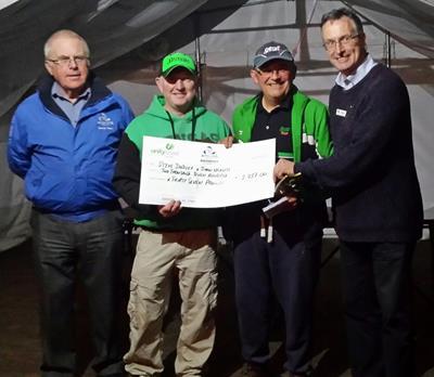 Angling Trust Pairs winners 2016