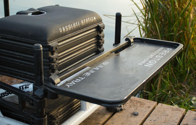 Preston slim line tray