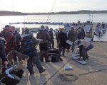 40th fishing season opens at Bewl Water