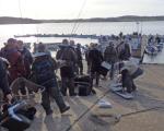 40th fishing season opens at Bewl Water