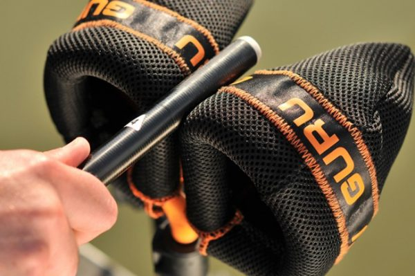 Review of the Guru Grim Reaper pole section retainer.