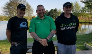 Makins Fishery Fish O Mania qualifier 2017.