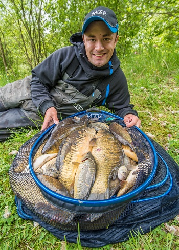 Tony Curd Match Angler 2017