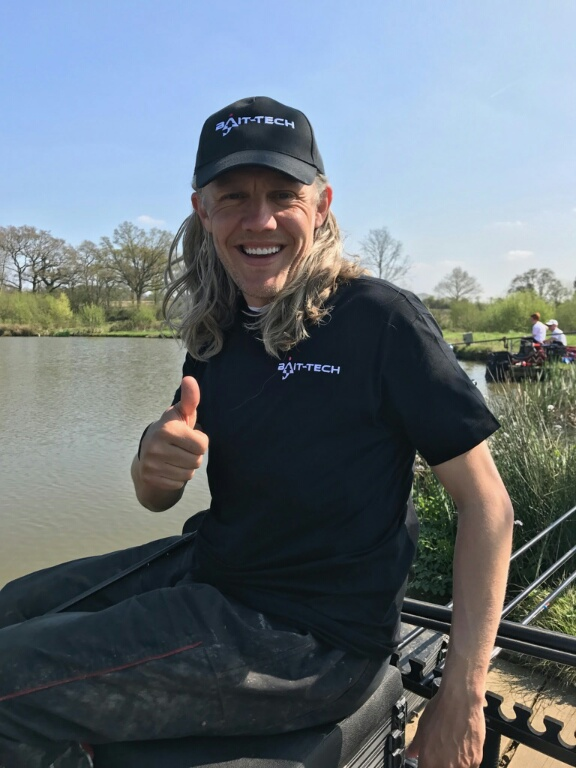 Jimmy Bullard match angler 2017