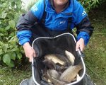 Lakeview Fish O Mania Final 2017 - Jamie Hughes, winner