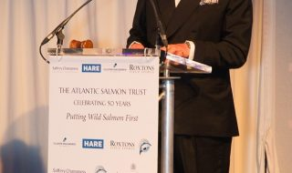 Prince Charles salmon trust