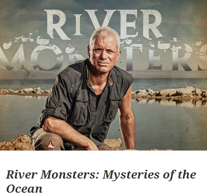 River Monsters Series 8