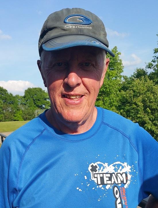 Steve Cooke match angler 2017