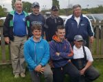 England youth match fishing team 2017