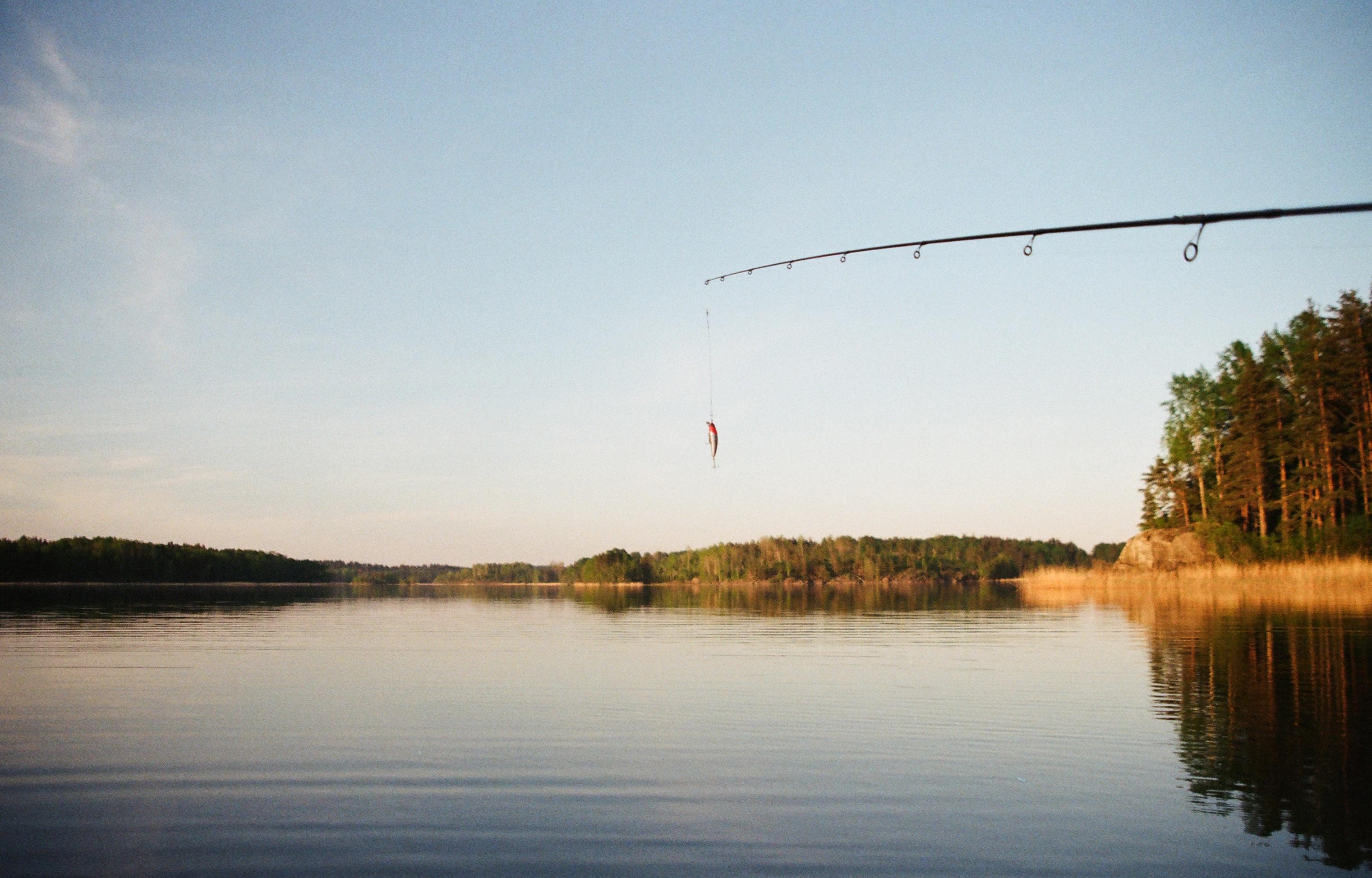 Five useful fishing gadgets
