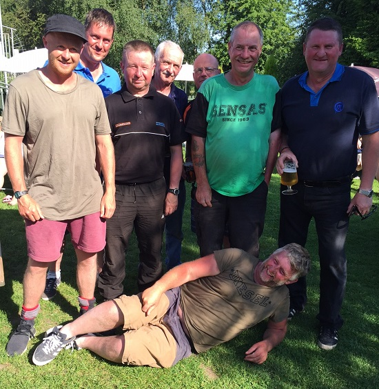 earlswood lakes qualifier