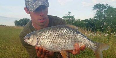 Highbridge Fishery 3lb 5oz Roach
