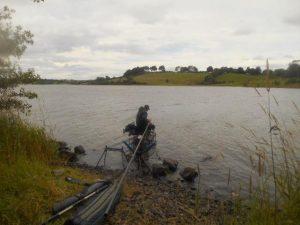 Lough Muckno match fishing
