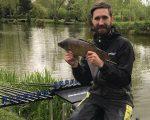 Shaun Little match angler