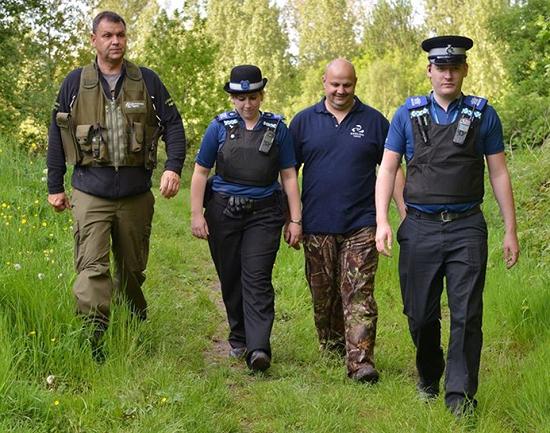 volunteer angling bailiffs