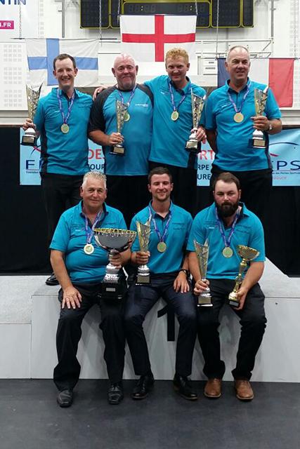 Barnsley Blacks win world club match fishing championship