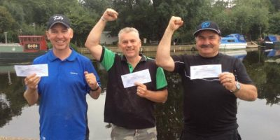 RiverFest River Soar qualifiers 2017