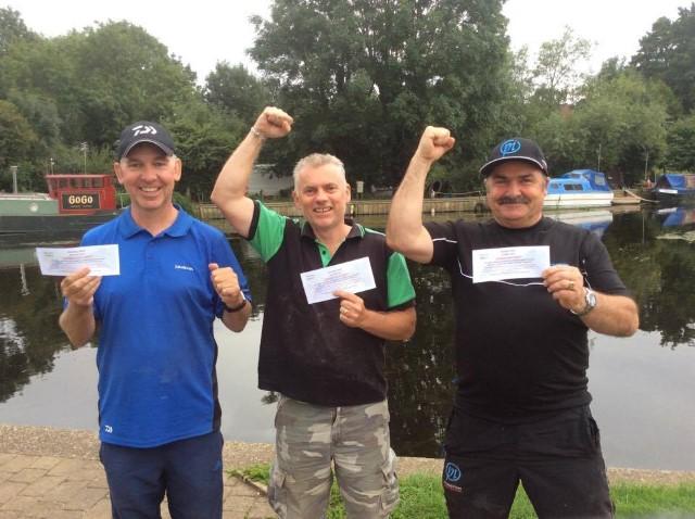 RiverFest River Soar qualifiers 2017