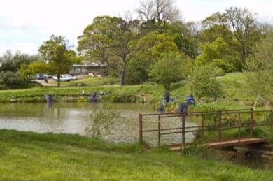 Izaak Walton Fishery