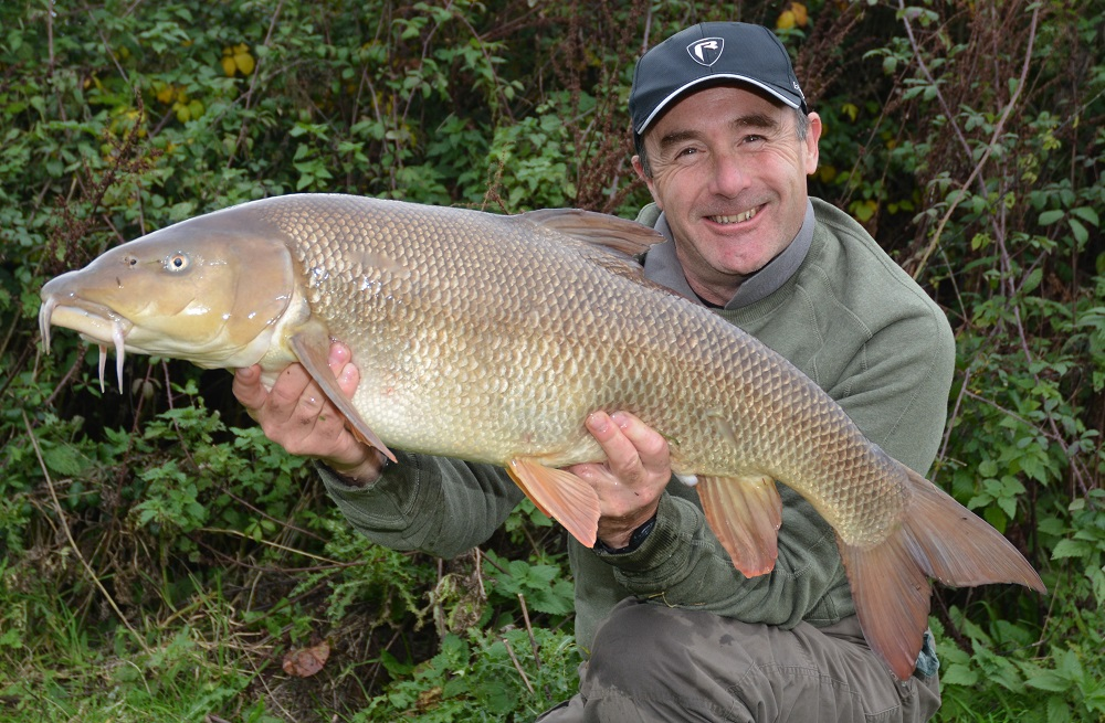 Adrian Eaves 19lb 10oz barbel