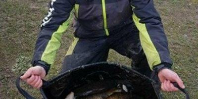 Shaun Cooke match angler