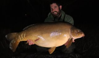Isle of Wight 52lb carp