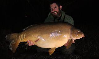 Isle of Wight 52lb carp