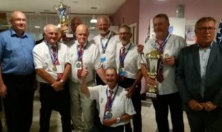 England Fishing Team Veterans 2018