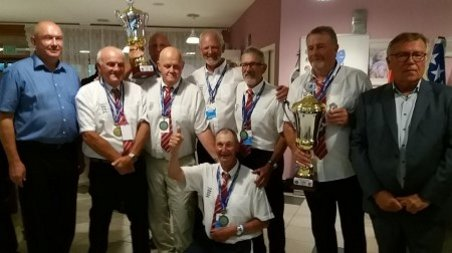 England Fishing Team Veterans 2018